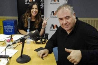 """García Ferreras se confiesa con Nuria Roca: """"Mis hijos se descojonan de mí cada vez que me imitan en la tele"""""""