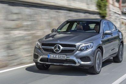 Mercedes GLC Coupé, deportividad SUV