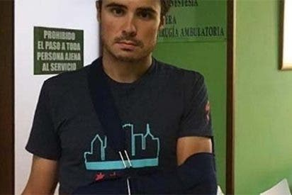 El triatleta Gómez Noya se lesiona entrenando con la bicicleta y no irá a los Juegos Olímpicos