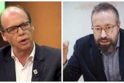 """Jaime González despelleja a Girauta: """"No paso que nos trates por idiotas"""""""