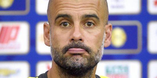 Guardiola confirma cuáles son sus ?niñitas? en el Manchester City