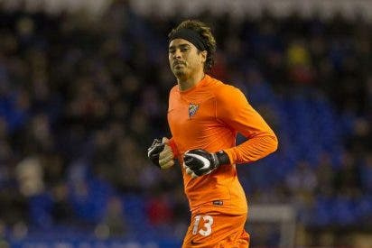 Guillermo Ochoa no jugará Europa League