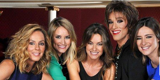 'Hable con ellas' regresa a Telecinco débil, con un pobre 11,1%, tercera opción de la noche