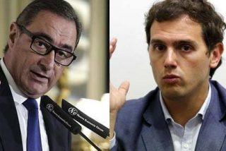 """Herrera 'alerta' a Rivera si se enronca en su negativa a Rajoy: """"No tiene sitio en España para esconderse"""""""