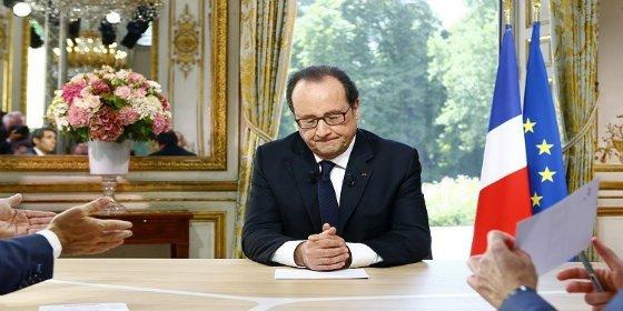 Un abatido Hollande moviliza a 10.000 militares y extiende el estado de emergencia