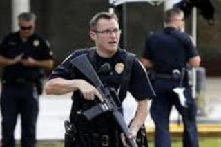 Tres policías asesinados en un nuevo tiroteo contra agentes en EEUU