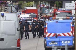 Las autoridades francesas detienen a un hombre relacionado con el ataque a la iglesia de Normandía