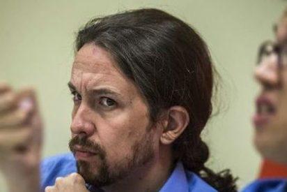 Pablo Iglesias cita a traición a sus compinches regionales para intentar frenar el despiporre