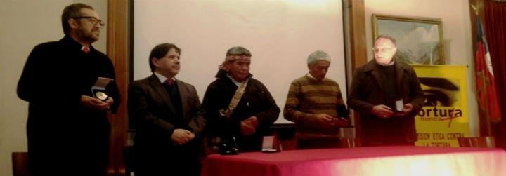 Monseñor Luis Infanti homenajeado por la Comisión Ética Contra la Tortura