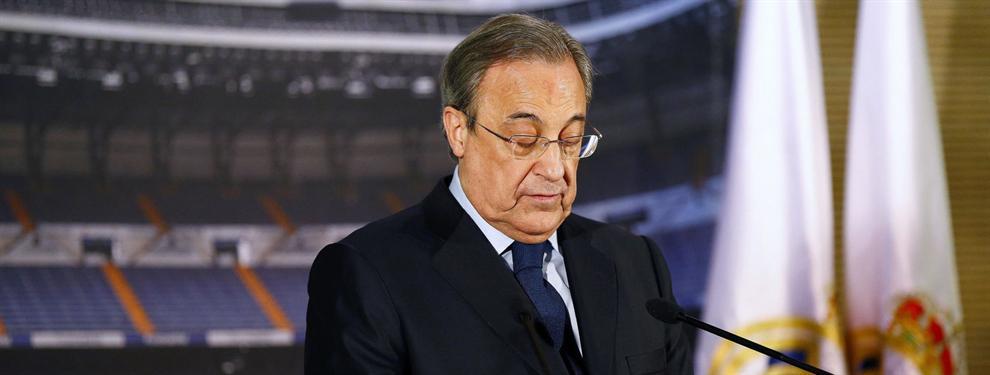 Italia prepara una operación de locura para sacar a un galáctico del Madrid
