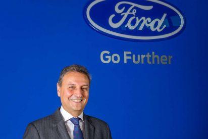 Ford España reorganiza su cúpula y su área comercial
