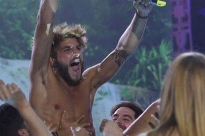 Contra todo pronóstico, un 'desconocido' Jorge se convierte en ganador de 'Supervivientes' 2016