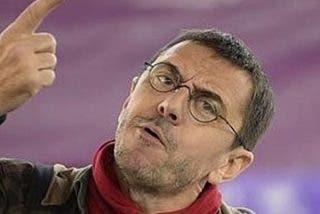 """El caradura de Monedero acusa a la Complutense de intentar hacerle """"daño político"""""""
