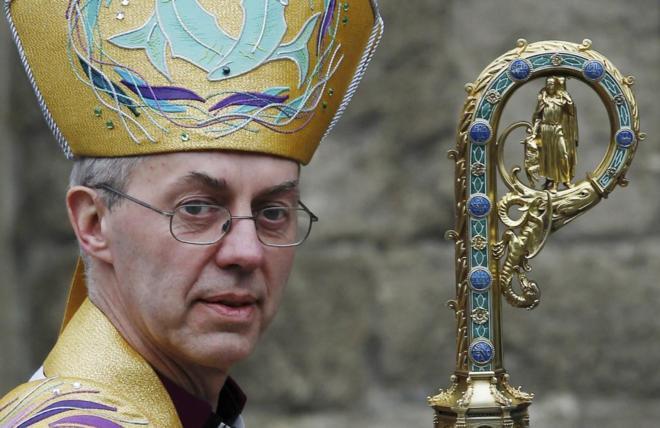 El arzobispo de Canterbury acogerá a una familia de refugiados en su residencia oficial
