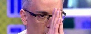 Lágrimas y ataque de celos sin precedentes de Kiko Hernández en directo