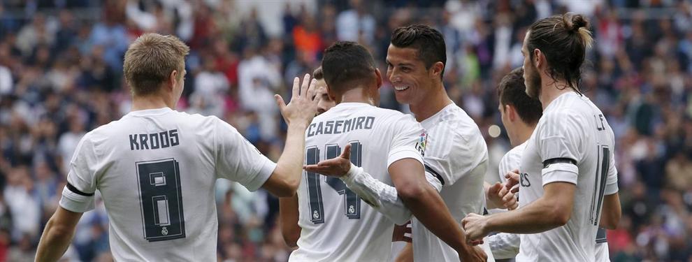 La estrella del Real Madrid que pone su venta sobre la mesa de Zidane