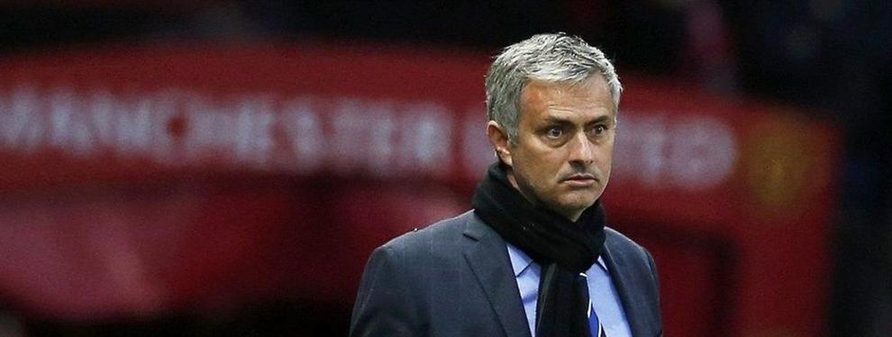 La jugada de Mourinho para cargarse un fichaje de Guardiola
