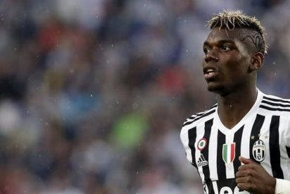 La Juventus de Turín amenaza al Real Madrid si le tocan a Paul Pogba