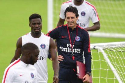 La llamada de Emery para llevarse un crack del Real Madrid