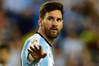 La playmate argentina que tuvo una tórrida aventura con Leo Messi