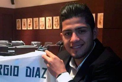 La sorpresa que le tiene preparada el Real Madrid al paraguayo Sergio Díaz