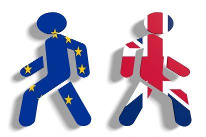 La economía británica cae a niveles de 2009 por el Brexit