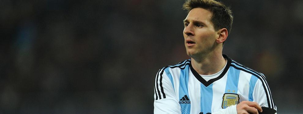 La verdadera razón que obliga a Messi a seguir en la selección argentina