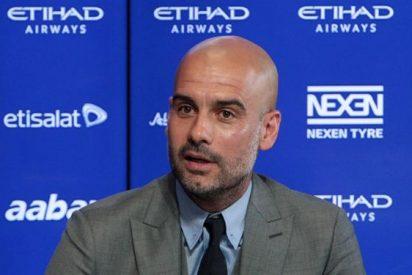 Las estrictas normas que aplica Guardiola en el vestuario del Manchester City