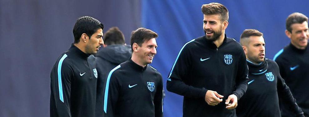 Las habladurías de los jugadores del FC Barcelona a espaldas del club