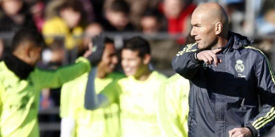 Las patatas calientes de Zinedine Zidane (y una que quema mucho)