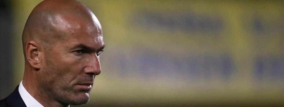 Las siete decisiones de Zidane para el Real Madrid
