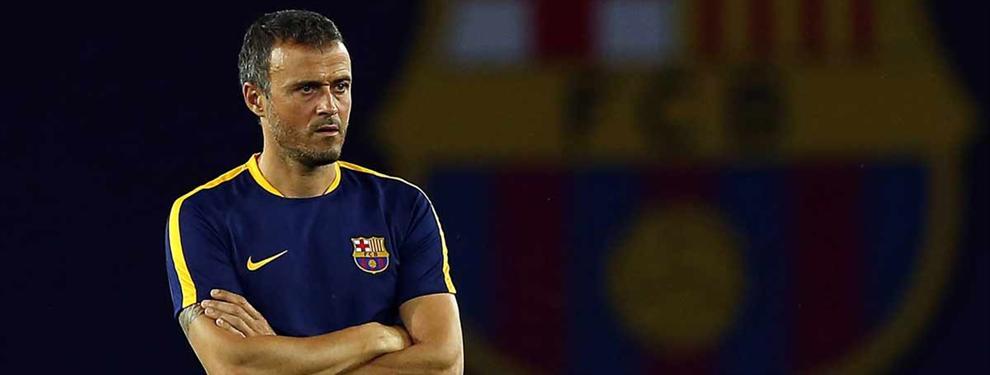 Los dos jugadores del Barça que desafían a Luis Enrique