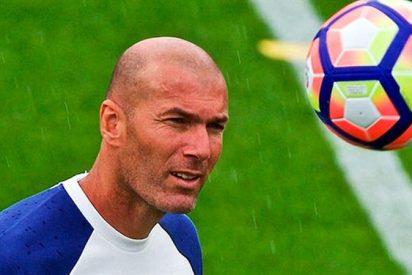 Los recados de Zidane en su primera rueda de prensa: Jesé, James, el club...