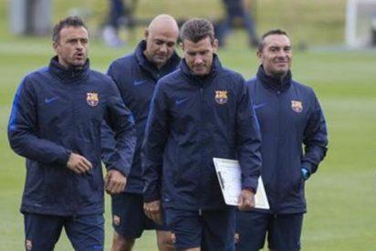 Los sentenciados de Luis Enrique en la victoria del Barça ante el Celtic