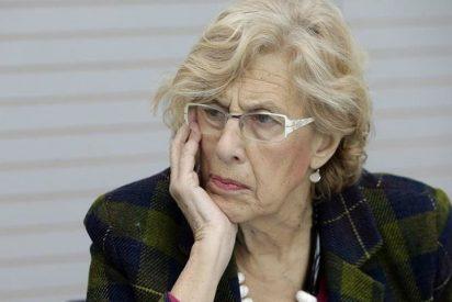 """Carmena vuelve a mostrar su patita totalitaria culpando a """"los medios del PP"""""""
