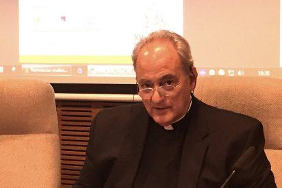 """Monseñor Sánchez Sorondo: """"Sería serio si quisieran vender al Papa"""""""