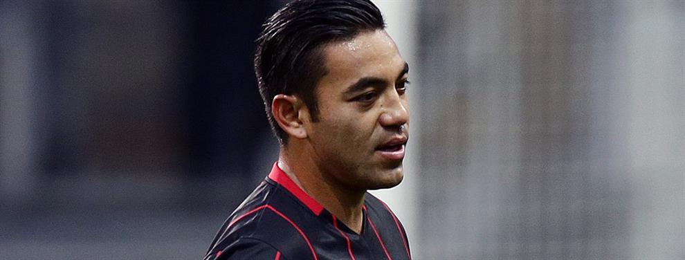 Marco Fabián presenta nuevo uniforme