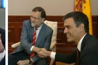 """Marhuenda se irrita con el asesor socialista Luis Arroyo: """"¡Es para irse de las chorradas que dices! ¡Eres un frívolo!"""""""