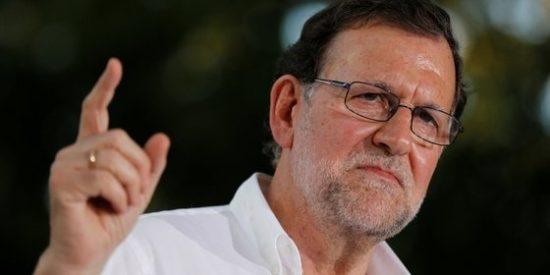 La cabeza de Rajoy