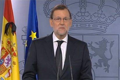 """Mariano Rajoy: """"Ofrecemos a Francia toda nuestra colaboración frente al terrorismo"""""""