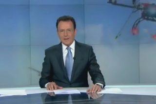 """El último chiste de Matías Prats se viraliza de nuevo: """"El chaval tiene un 'dron' especial"""""""