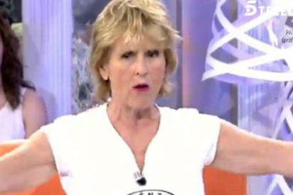 Mercedes Milá le manda el último dardo envenenado a Telecinco y explica toda la verdad de su marcha de 'GH'