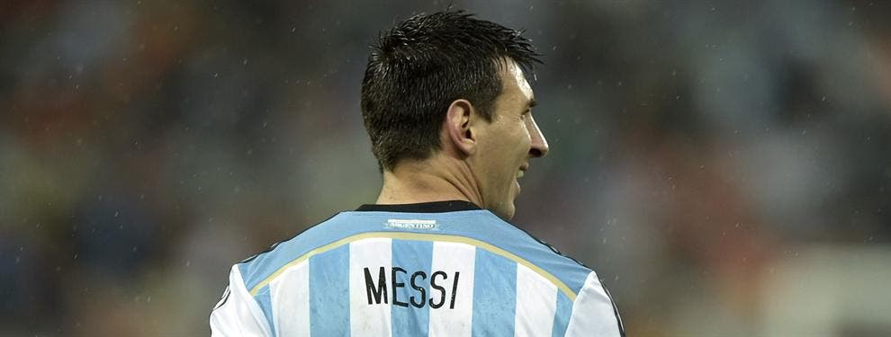 ¡Messi comunica su elegido para el puesto de seleccionador de Argentina!