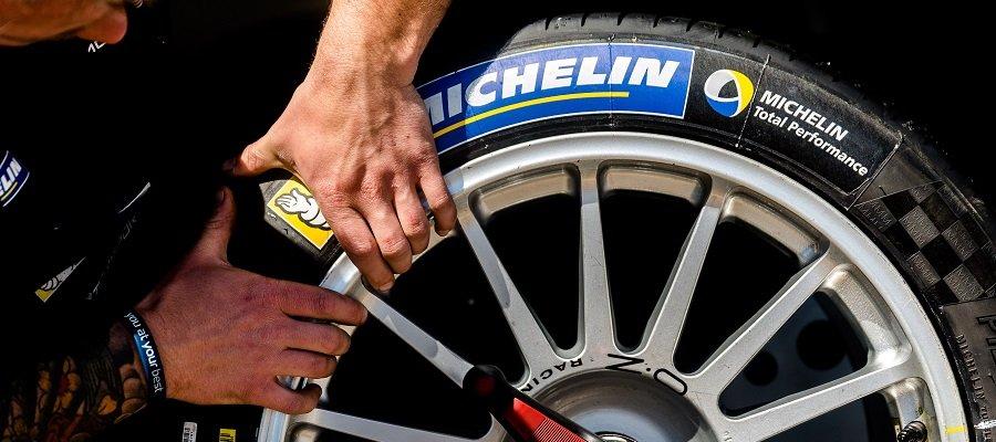 Michelin evoluciona sus neumáticos para la Fórmula E