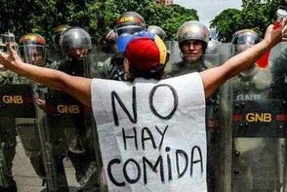 Los militares chavistas toman la sartén por el mango: ¡fiscalización de comida!