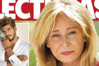 """Mila Ximénez: 35.000 euros por unas fotos retocadas y llamar """"indecente"""" Mercedes Milá"""