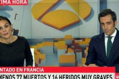 La audiencia premió la rápida puesta en marcha del informativo de Antena3 (13,4% de share)