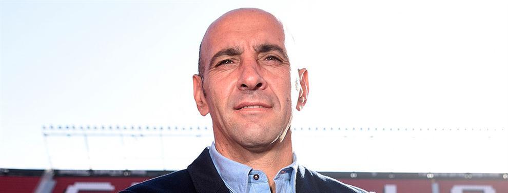 Monchi desestima el fichaje de un chileno deseado por Sampaoli