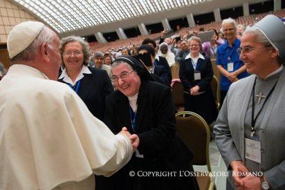"""Francisco pide """"evitar el reclutamiento"""" de religiosas extranjeras para """"salvaguardar la supervivencia del monasterio"""""""
