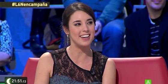 """Las instrucciones secretas de Pablo Iglesias a su novia Irene Montero: """"Sonríe y un hostion"""""""